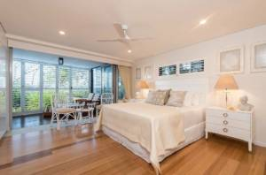 Stradbroke Island bedroom