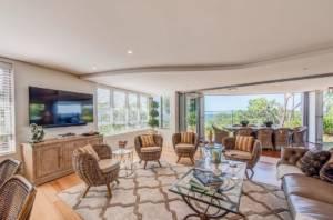 Stradbroke Island living room 3